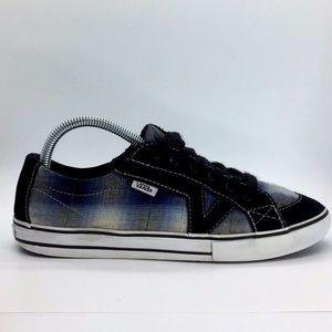 Women's Vans Suede/Cloth skate shoes
